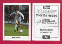 Coventry City David Smith 74